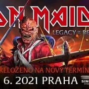 Iron Maiden - Legacy Of The Beast Tour 2021