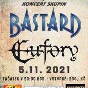 BASTARD & Eufory v Jazzklubu, Český Těšín
