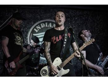 Green Day Revival Praha