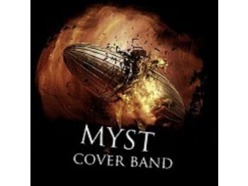 Led Zeppelin cover band Myst