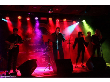 Joe Cocker Band Brno