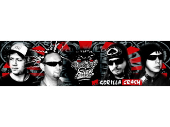 GORILLA CRASH