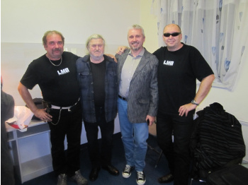 Jiří Schelinger LMB Retro Band