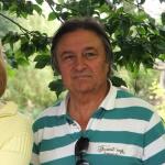 KAREL BLÁHA, zpěvák, dlouholetý solista hudebního divadla v Karlíně, Praha.