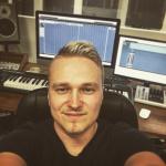 Mark Voss in studio B