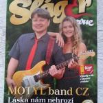 Šlágr Revue 2019 - Martin a Andrea na titulní straně
