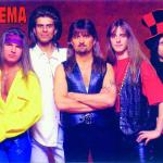 ARGEMA 1996 - Martin Motýl první zprava
