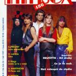 ARGEMA 1996 - Martin Motýl první zleva