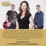 MOTÝL band CZ - CD Zlaté Hity 21 NEJ 2015
