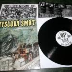 Album Průmyslová smrt / Valhalla pacifists