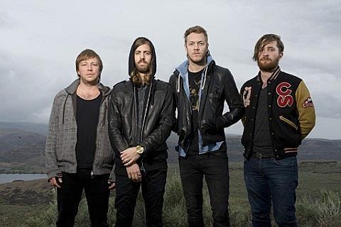 Američtí rockeři Imagine Dragons se českým divákům ukázali v plné síle