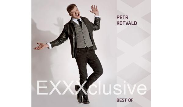 Tři desetiletí sólové dráhy Petra Kotvalda mapuje 3CD EXXXclusive!