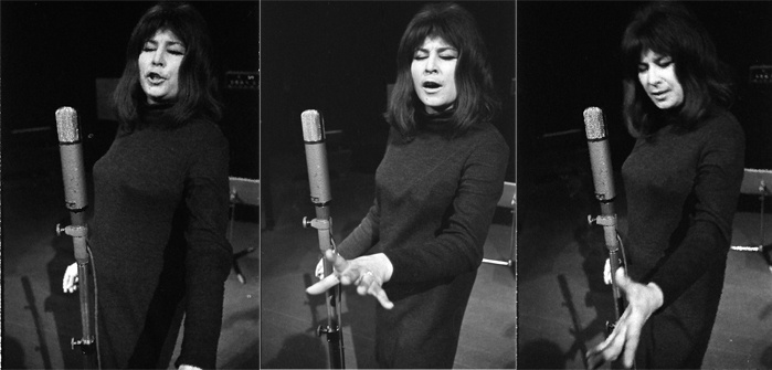 50 let v šoubyznysu - Eva Olmerová