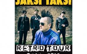 JAKSI TAKSI - RETRO Tour 2016