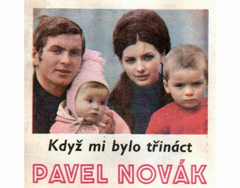 50 let v šoubyznysu - Pavel Novák