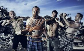 Wohnout zahájil turné Bez elektriky