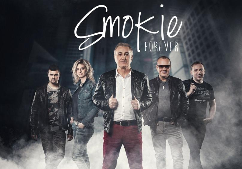 České revivaly: Smokie Forever