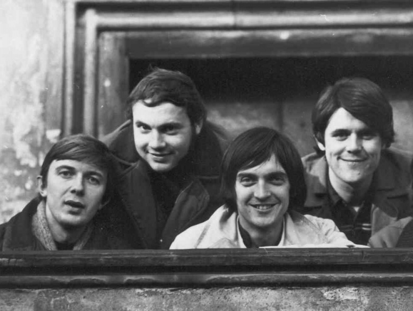 Synkopy 61 – Legendární kapela po padesáti letech v pražské Lucerně