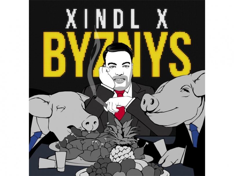 """Xindl X přichází s novým """"Byznysem"""""""