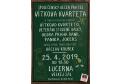 Společenský večer přátel Vítkova kvarteta, tato legendární párty, se vrací do pražské Lucerny.