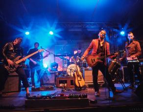 Litomyšlská kapela Amélia zahraje pod májovým nebem