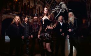 NIGHTWISH se v rámci evropského turné k nové desce představí v prosinci v PRAZE!