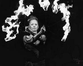 Zářijové představení Romeo & Julie doprovodí výstava fotografky Soni Šeré