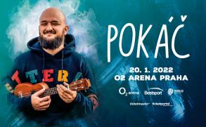 Největší koncert v Pokáčovo kariéře bude 20. ledna 2022 v O2 areně