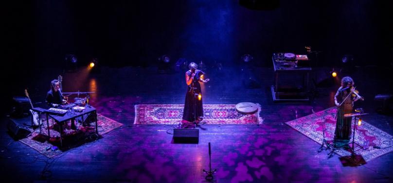 Speciální koncertní projekt Bittová, Dusilová, Načeva Spolu Naposledy od 15. listopadu 2021