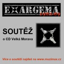 Soutěž o CD ExArgema - Velká Morava